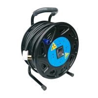 Buy cheap Extension Cord Reel Mobile Cable Reel from wholesalers