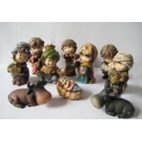 Buy cheap Polyresin nativity sets and resin figure from wholesalers