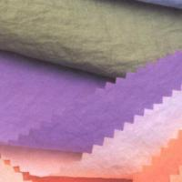 Buy cheap 184/190/210/228T Nylon Taslan Fabric, Used for Garments, Jackets and Sportswear from wholesalers