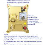 Buy cheap iPhone 5S 6 Plus Mini4 3 2 Air 64 bit programmer nand Repair remove unlock hdd Serial Number SN iphone5s 6p unlock air1 from wholesalers