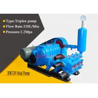 Buy cheap Single Acting Triplex Mud Pump for Geological Survey / Agricultural Irrigation from wholesalers