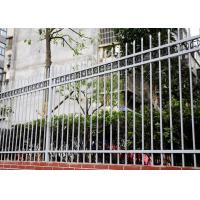 Buy cheap Ornamental Balcony Privacy Fence Panels Anti Corrosion For Design House from wholesalers