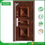 Buy cheap new design steel single main door design wrought iron grill door from wholesalers