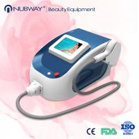Buy cheap FDA Cleared World First Fiber Coupled Diode Laser Hair Removal Machine from wholesalers