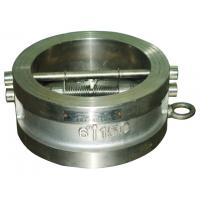 Buy cheap Wafer Type Dual Disc Check Valve from wholesalers