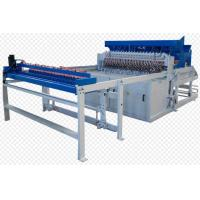 Buy cheap Semi-Automatic Welded Wire Mesh Fencing panel Machine 50*50 Mm-200*200 Mm Mesh Size from wholesalers