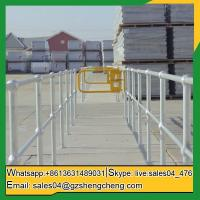 Buy cheap Mackay Professional manufacture ball fence hand rail system from wholesalers