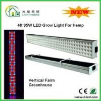 Buy cheap 50-60hz Hydroponic Led Grow Lights 45 W For Garden , Environmental Friendly product