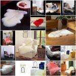 Buy cheap Fur Rug Fur Cushion Long Wool Rug Sofa Cushion Single- from wholesalers