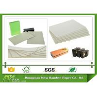 Buy cheap Standard Size 1050gsm 1.70mm Gray Paperboard for Making Paper Gift Box from wholesalers