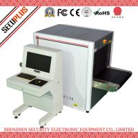 Buy cheap Windows 7 Dual Energy X Ray Security Scanner 160KV With Tunnel Size 65*50CM product