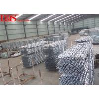 Buy cheap Steel Spigotted Cuplock Formwork System 100mm For Bridges / Elevated Roads from wholesalers