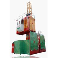 Buy cheap SC100 Rack and Pinion Construction Lifting Equipment, Outdoor Building Hoist 1T - 2T from wholesalers