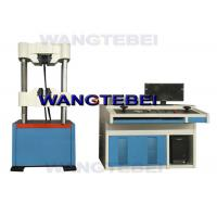 Buy cheap Seat Belt Hydraulic Universal Testing Machine For Bricks With Standard Gauge Length from wholesalers