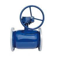 """Buy cheap Seal Welded Ball Valve RF Flange With Locking Device Size NPS 1/4""""-24"""" product"""