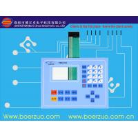 Buy cheap LED Flexible PCB Keypad And Membrane Keyboard Switch With Metal Dome from wholesalers