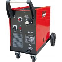 Buy cheap Portable 180Amp Air Cooling MIG Welding Machine / Electric Welding Equipment from wholesalers