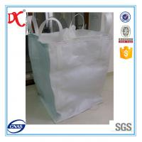Buy cheap China big bag supplier export to Australia 1 ton jumbo bag for cement from wholesalers