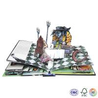 Buy cheap Pop-up creative books from wholesalers