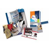 Buy cheap advertising High Grade full color booklet printing from wholesalers