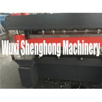 Buy cheap Classical Style Sheet Metal Roll Forming Machines / Roofing Sheet Making Machine from wholesalers