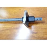 Buy cheap PSB830/930 High Yield Steel For Reinforcement Of Concrete Post-tensioning Steel Bar Post Tensioning Screw Thread Steel B from wholesalers