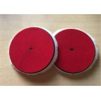 Buy cheap OEM Lambswool Buffing Pad , 6 Inch Foam Polishing Pads For Vehicle Paint from wholesalers