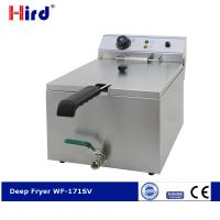 Buy cheap Electric fryer Best deep fryer Countertop fryer ACE Small deep fryer with basket  Food service equipment WF-171SV from wholesalers