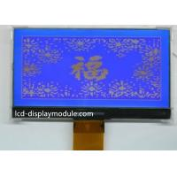 Buy cheap Side LED White Backlight Graphic LCD Module 240 x 128 92.00mm * 53.00mm Viewing Area from wholesalers
