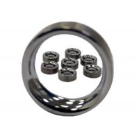 Buy cheap YG6 Round Tungsten Carbide Eyelets Wire Guides Used In Stainless Steel Screens from wholesalers