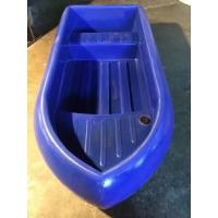 Buy cheap fishing Small Roto moulding New cheaper Plastic fishing row boat for sales from Wholesalers
