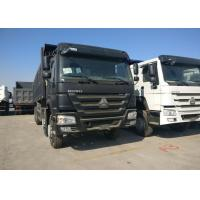 Buy cheap Mineral Transport Automatic Dump Truck Tipper 30-40T 8500×2300×1500(mm) Cargo from wholesalers