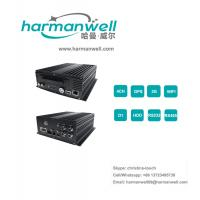 Buy cheap 4ch GPS+3G HDD Mobile DVR for Vehicle tracking and fleet management from wholesalers