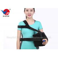 Buy cheap Black Elastic Shoulder Support Strap Promoting Recovery Preventing Re - Injury from wholesalers