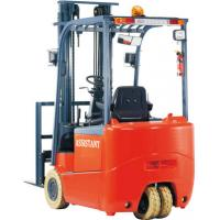 Buy cheap 1-2T Three Wheel Forklift Trucks from wholesalers