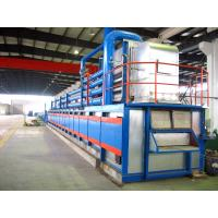 Buy cheap steel wire top blowing counter current annealing furnace from wholesalers