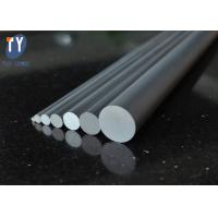 Buy cheap Durable Solid Carbide Tool Blanks , TD08 / TX10 Tungsten Carbide Stock Anti Rust from wholesalers