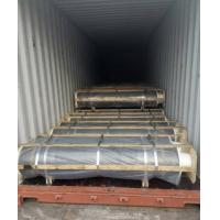 Buy cheap Dia 300mm Petroleum Coke Arc Furnace Electrodes IP  Graphite Rod  Electrodes from wholesalers
