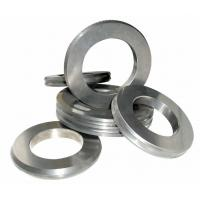 Buy cheap Wire Rod Mill Tungsten Carbide Roll Rings Monoblock Blanks With Grooves And Notches from wholesalers
