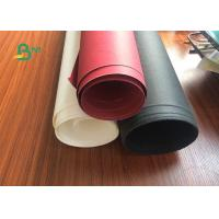 Buy cheap Comfortable Double Size Glossy White Top Kraft Paper 140cm x 110 yrad from wholesalers