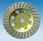 Buy cheap Diamond grinding wheels for 105mm, 125mm from wholesalers