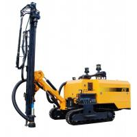 Buy cheap Mining core drilling rig machine portable drive by hydraulic system ISO from wholesalers