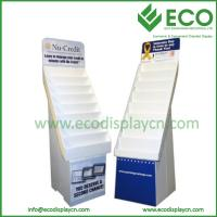 Buy cheap Retail Greeting Card Display Stand, Corrugated Cardboard Floor Display For Greeting Card from wholesalers