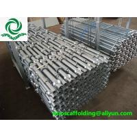 Buy cheap Best price used cuplock Scaffolding for sale in uae from wholesalers