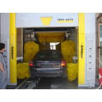 Buy cheap Shape beauty、washing speed quickly of tepo-auto car wash system from wholesalers