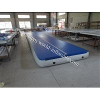 Buy cheap inflatable air track gymnastics , tumble track inflatable air mat , tumbling air track from wholesalers