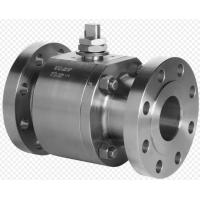Buy cheap Full Bore Floating Ball Valve 150lb-2500lbs Pressure Fireproof And Antistatic Design from wholesalers