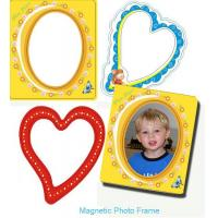 Buy cheap magnetic photo frame,magnetic fridge magent from wholesalers