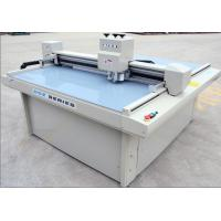 Buy cheap DCZ50 high speed flatbed carton box digital sample maker cutter table plotter machine from wholesalers