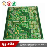 Buy cheap High TG170 FR-4 94V-0 circuit board 4-16 layers multilayer pcb from wholesalers